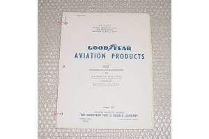 9542417, Good Year Aircraft Wheel Overhaul and Parts Manual