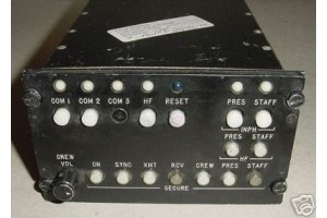 SC74503802-9B, SC-74503802-9B, Gulfstream Audio Control Panel