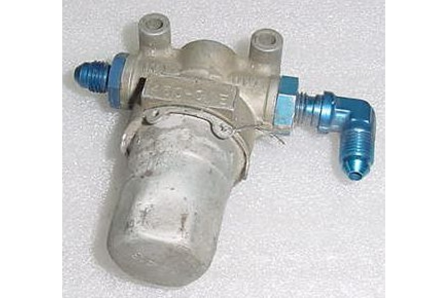450-0, MS51085-1, Aircraft Heater Fuel Filter embly on