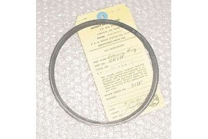RR511, RR-511, Bell Helicopter Retaining Ring w/ Serv tag