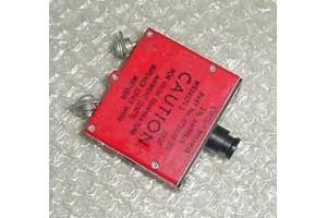 6752-12-2, 5925-00-766-8538, Klixon Hi Temp 2.5A Circuit Breaker