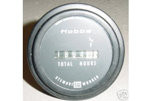 Cessna, Piper Hobbs Flight Total Hours Indicator, 15006