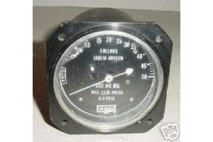 6685-00-526-4265, 668500526, Warbird Oxygen Quantity Indicator