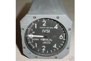 Inertial-Lead Vertical Speed Indicator, IVSI, SLZ9832A