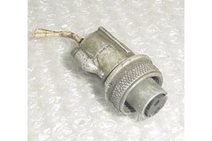 Aircraft Instrument Cannon Plug Connector, 69-6R12S-3S(100)