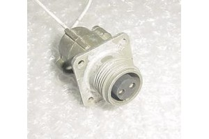 69-0R-12S-3S(100), Aircraft Instrument Cannon Plug Connector
