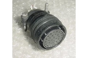 Aircraft Avionics Instrument Connector, PT06A-18-32S