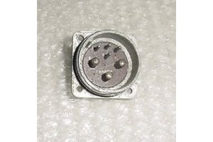 Aircraft Cannon Plug Connector Receptacle, SK-V7-32S