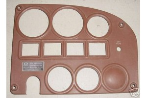 Cessna 152 Instrument Panel Overlay