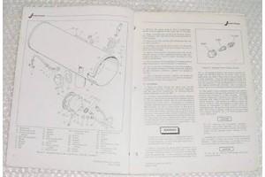 15D73, A10D40, Janitrol Aircraft Heater Maintenance Parts Manual