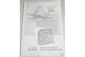 KNC-610, 610, King RNAV Pilot Guide