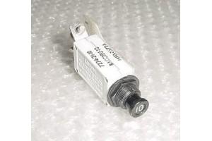 7274-21-10, BACC18U-10, 10A Slim Klixon Aircraft Circuit Breaker
