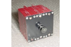 6752-304-7, 10-60806-7, 7.5A Klixon Aircraft Circuit Breaker