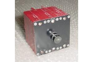 10-60806-7, 5925-01-155-8673, 7.5A Klixon Circuit Breaker