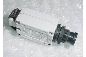 MS26574-5, 7274-2-5, 5A Slim Klixon Aircraft Circuit Breaker
