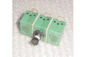 9TC14-1, Q531487061, 1A / 3 in 1 Klixon Aircraft Circuit Breaker