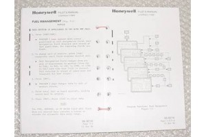 Honeywell Lasernav II Nav Management System Pilot Manual