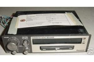 Learjet 35 Aircraft CX-7200 Panasonic Cassette Player