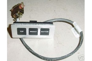 30600034, 30600034, Learjet Aircraft Control Panel