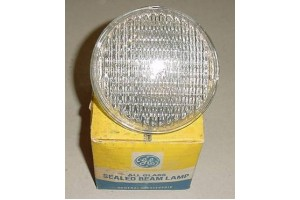 GE-4582, GE4582, Helicopter Flood Light Sealed Beam Lamp