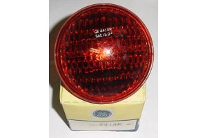 GE-4514R, GE4514R,Aircraft Warning Signal / Red Sealed Beam Lamp