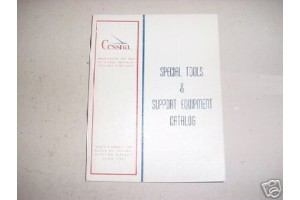 Cessna Special Tools and Support Equipment Catalog