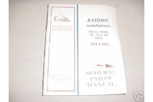 Cessna 180, 185 and 207 Avionics Installation Manual