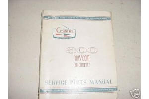 Cessna RT-517R Nav Comm Service and Parts Manual