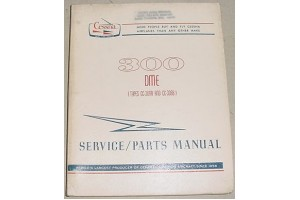 CC-308A, CC-308B, Cessna 300 DME Service and Parts Manual