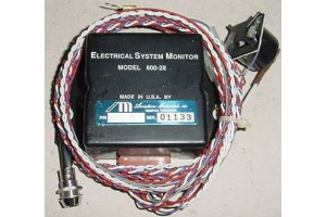800-28, 80028, Nos 28V Aircraft Electrical System Monitor