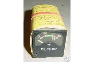 169B-910-5LB, 169B910-5LB, Oil Temp Cluster Gauge w/ Serv tag