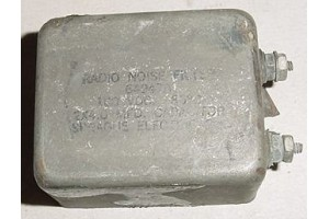 64947A, 64947-A, Avionics RFI / Radio Noise Filter