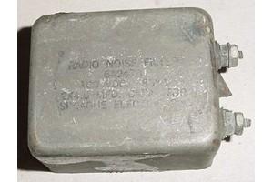 64947A, 64947-A, Avionics RFI / Radio Noise Filter