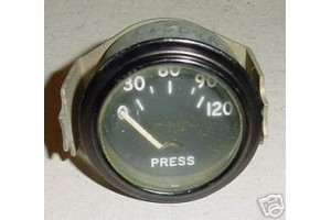 1507843, 533971, Cessna Aircraft Oil Pressure Indicator