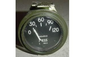 420102, 7954512, Stewart Warner Cessna Oil Pressure Indicator