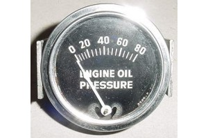Aircraft Oil Pressure Indicator