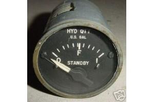 10-60554-7, B-712-2, Boeing 727 Hydraulic Oil Quantity Indicator