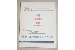 RN-478A Cessna 400 Series RNAV Service and Parts Manual