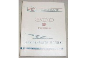 Cessna 300 DME Service and Parts Manual