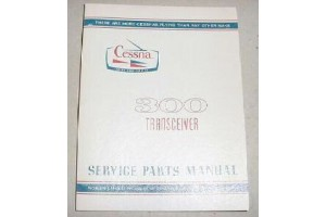 RT-324A Cessna 300 Transceiver Service and Parts Manual