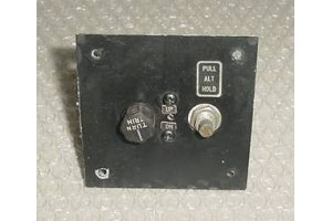 Piper Autopilot Control Panel Assembly, 1X246