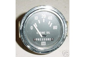 432903, 432903, Stewart Warner Engine Oil Pressure Indicator