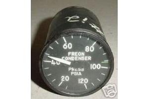 SR-5F,, Aircraft Boeing 727 U.S Gauge Freon Pressure Indicator