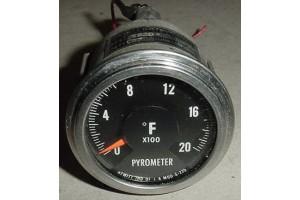 Aircraft Pyrometer Indicator, S220