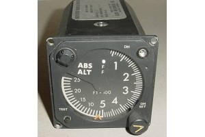 Aero Mechanism Radio Altimeter Indicator, AM100A-1