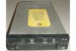 King KT-96 Radio Telephone Receiver w Serv Tag, 064-1012-00