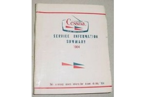 1964 Cessna Service Information Summary Manual