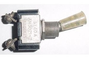 AN3021-2, 8801K13, Aircraft Toggle Switch