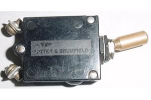 548-230-105, 35-380132-9, Beech Bonanza Circuit Breaker Switch