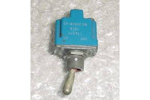 1TL1-2, MS24523-22, Two Position Aircraft Toggle Switch